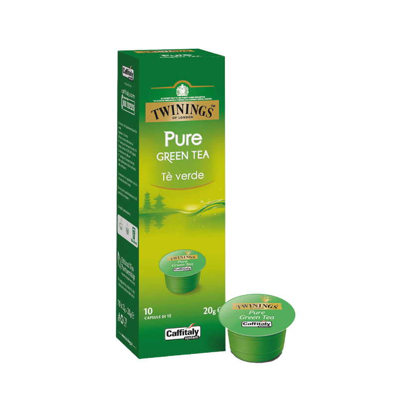 CAFFITALY_TWININGS PURE GREEN TEA