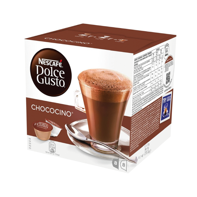 NESCAFE' DOLCE GUSTO_CHOCOCINO