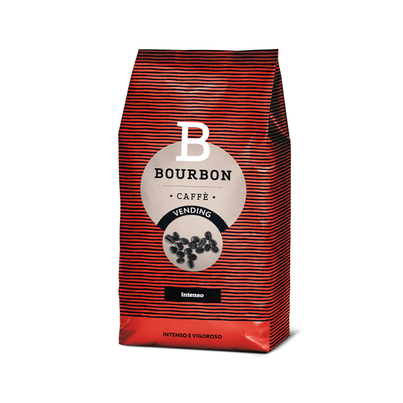 CAFFÈ BOURBON_INTENSO E VIGOROSO